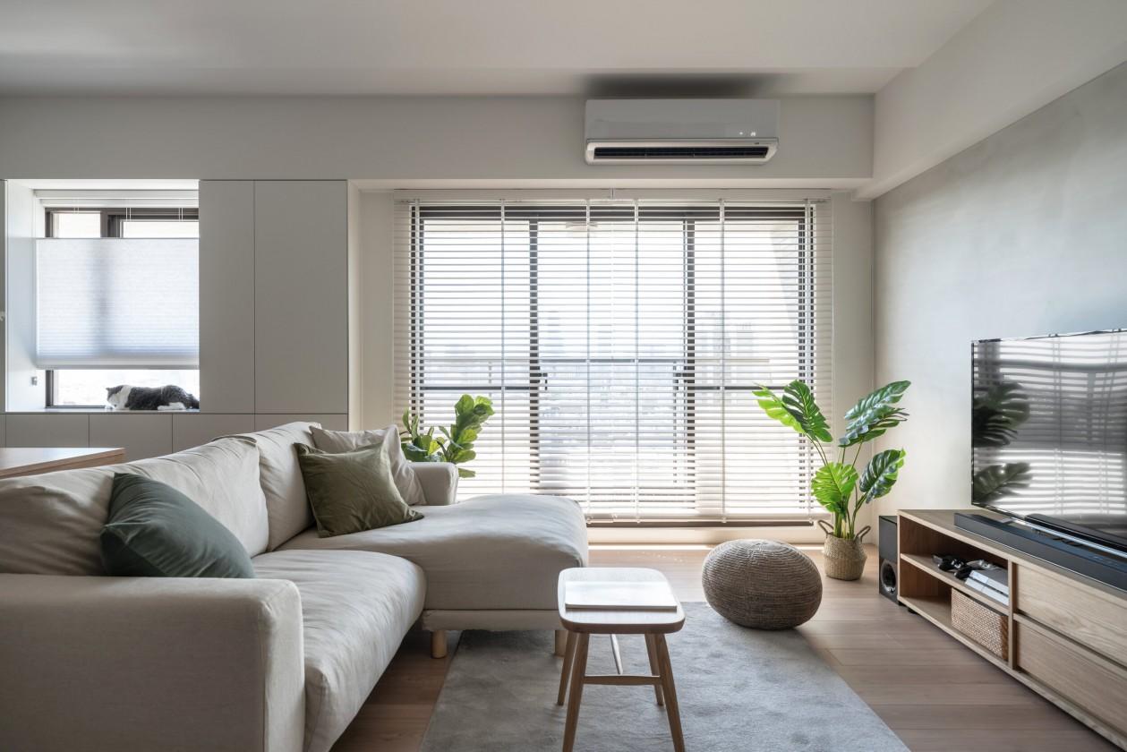 匠臣装饰|温暖质朴的素色暖宅——绵阳最好装修公司