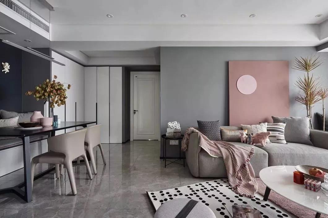 绵阳家庭装修色彩搭配设计方案