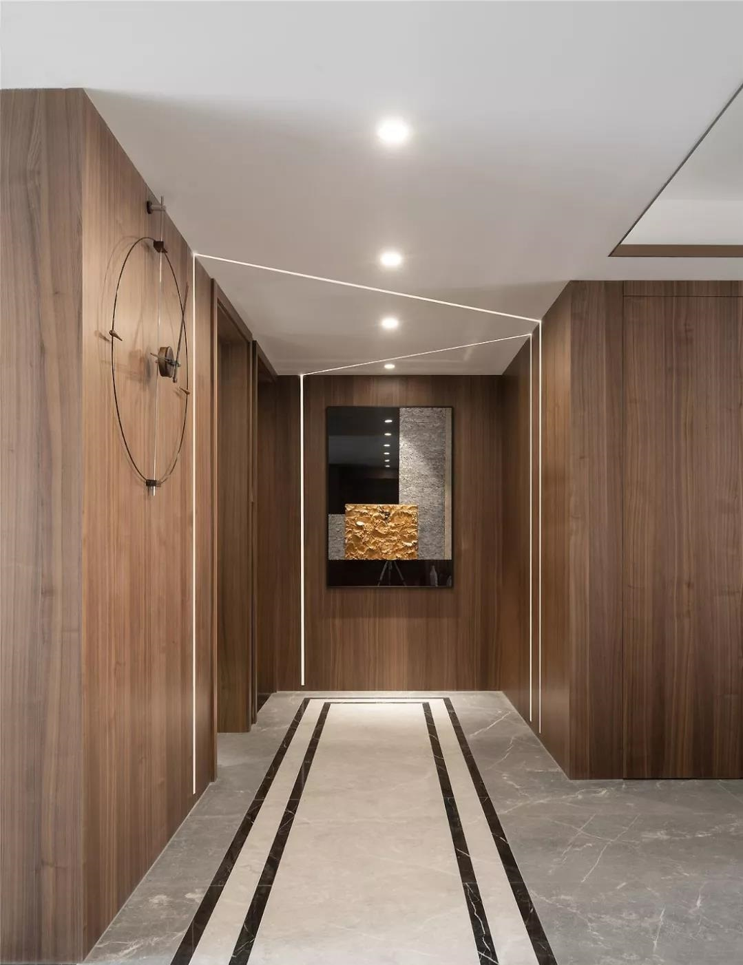 绵阳设计师打造海赋长兴现代装修风格,你喜欢吗